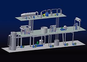 高速纸机上浆系统应用
